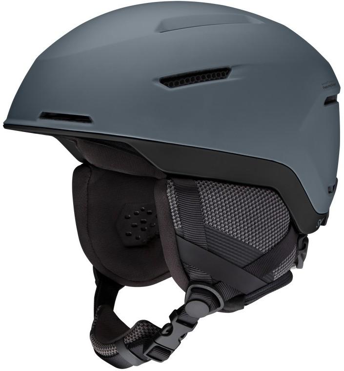 Smith Altus MIPS Snowboard/Ski Helmet, M Matte Charcoal Black