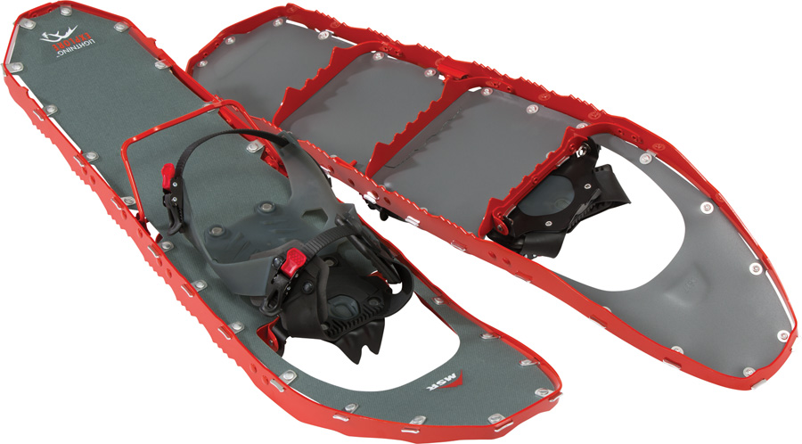 MSR Lightning Explore Backcountry Snowshoes, M30 Red