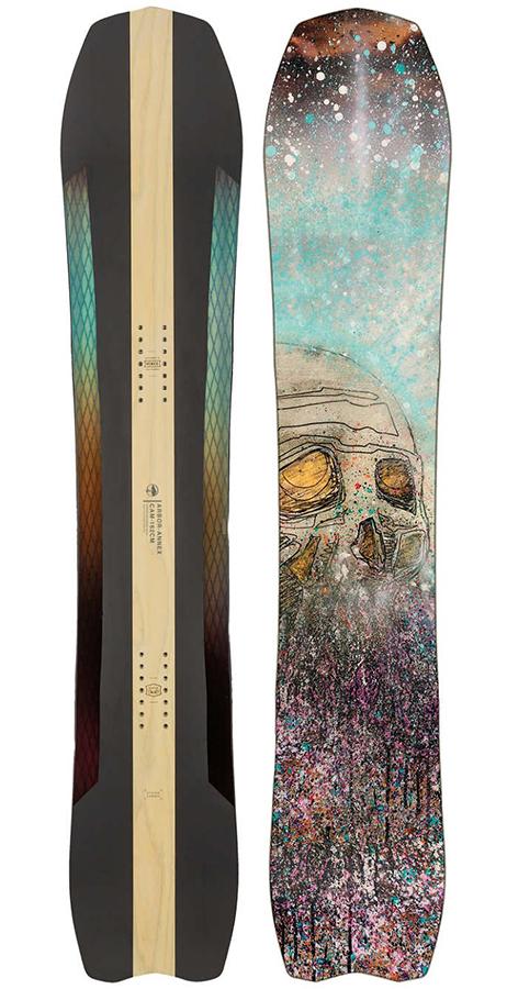 Arbor Annex Positive Camber Snowboard, 156cm 2020