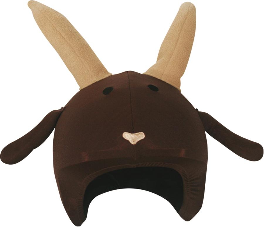 Coolcasc Animals Ski/Snowboard Helmet Cover, One Size, Goat