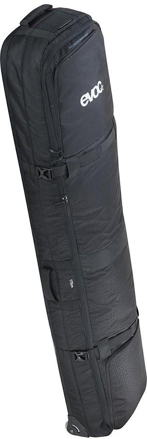 Evoc Snow Gear Roller Wheelie Snowboard/Ski Bag, M - 160cm Black