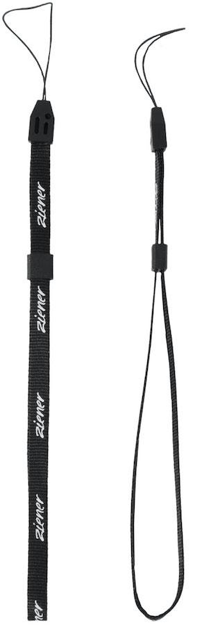 Ziener Z-Leash Ski/Snowboard Glove Leash, One Size Black