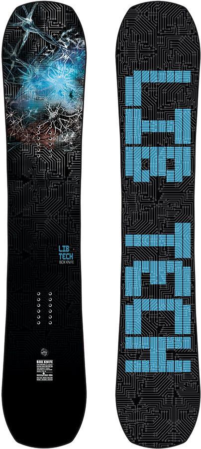 Lib Tech Box Knife Hybrid Camber Snowboard, 151cm 2021