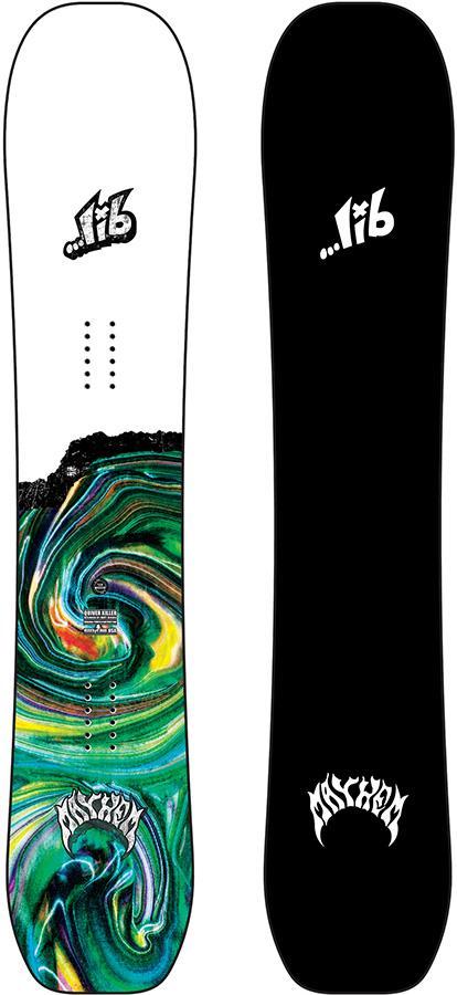 Lib Tech Lost Quiver Killer Hybrid Camber Snowboard, 159cm 2021
