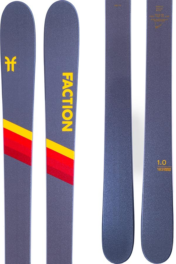 Faction Candide 1.0 Skis, 165cm 2021