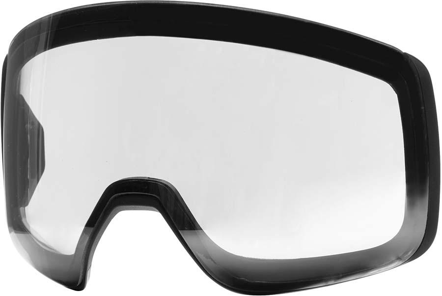Smith 4D Mag Snowboard/Ski Goggle Spare Lens, Clear