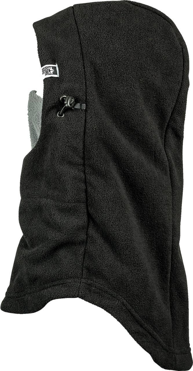 Rome Arctic Headbag Ski/Snowboard Balaclava Hood, One Size Black