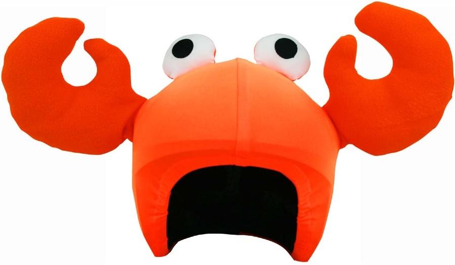 Coolcasc Animals Ski/Snowboard Helmet Cover One Size Crab