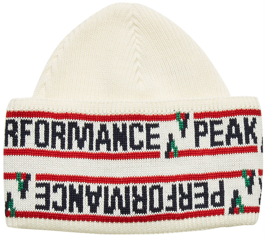 Peak Performance Peakville Ski/Snowboard Beanie Hat, L/XL Offwhite