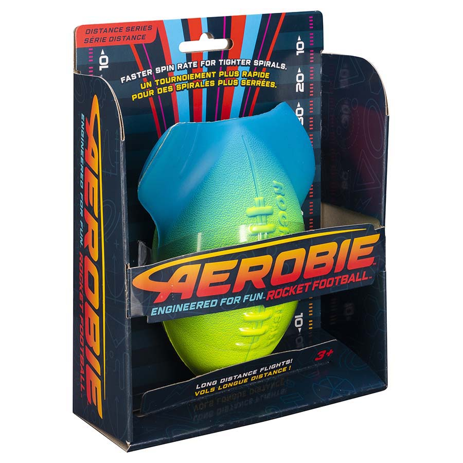 Aerobie Rocket Football, 15cm Blue