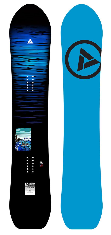 Academy Master Rocker Camber Snowboard 157cm 2020