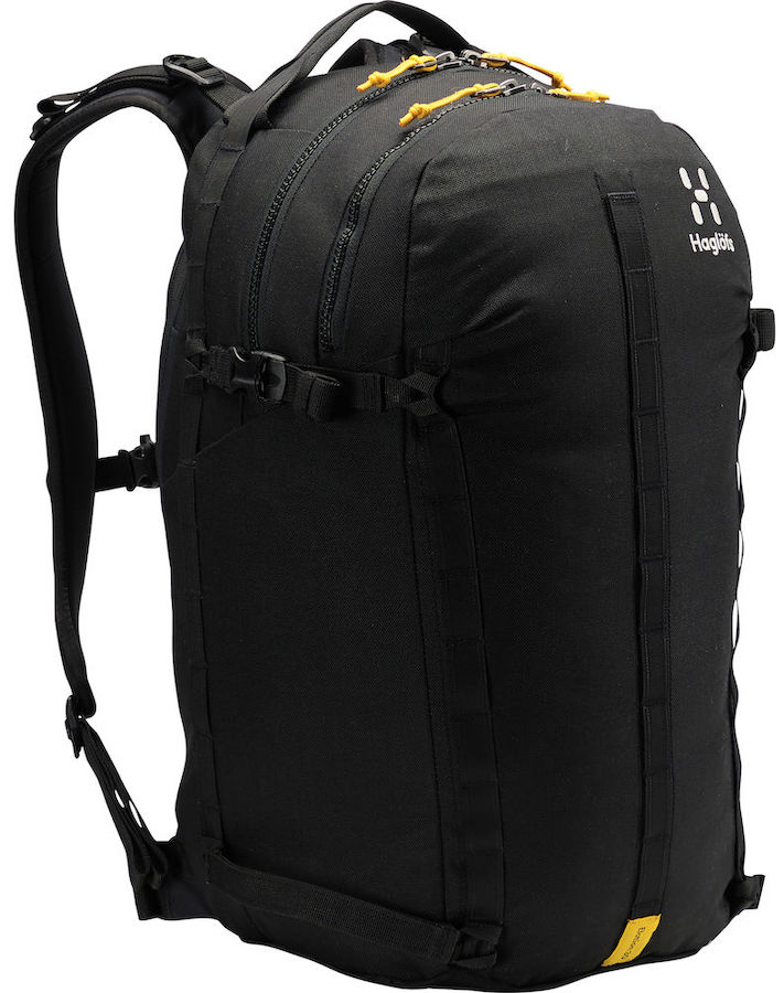 Haglofs Elation 30 Ski/Snowboard Backpack, 30L True Black