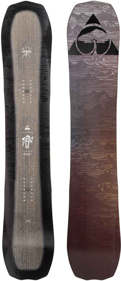 Arbor Bryan Iguchi Pro Positive Camber Snowboard, 163cm Mid-Wide 2021
