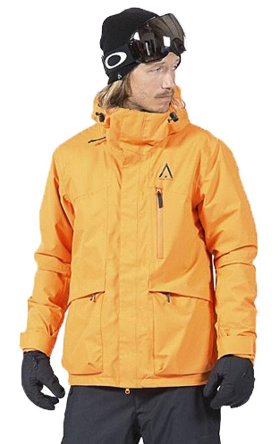 Wearcolour Ace Snowboard/Ski Jacket XL Mandarin