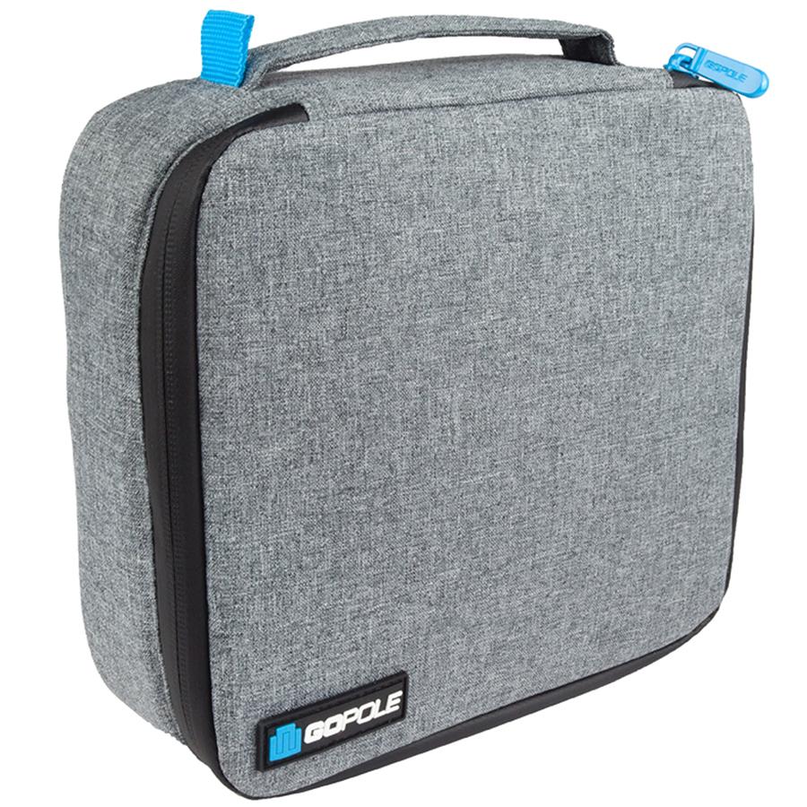 GoPole Venture Case GoPro Hero Carry Case, Grey Heather