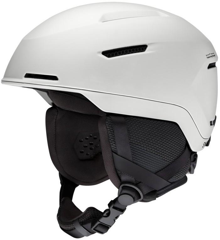 Smith Altus Snowboard/Ski Helmet, M Matte White