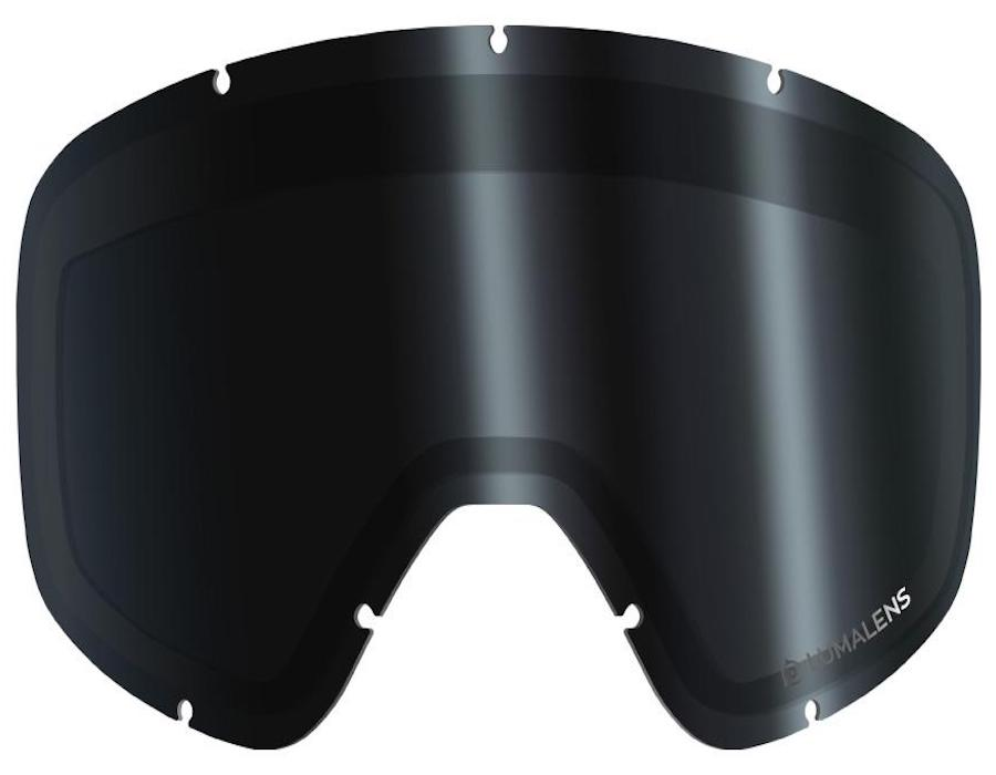 Dragon D1 Snowboard/Ski Goggle Spare Lens Dark Smoke