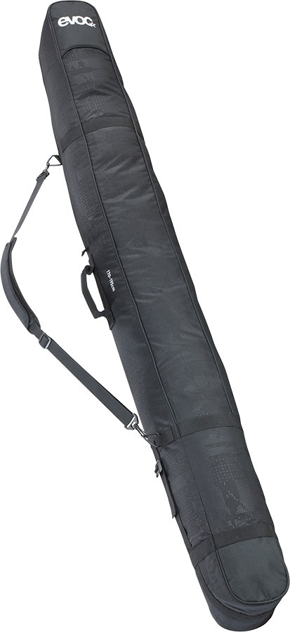 Evoc Ski Padded Adjustable Travel Bag, L/XL - 195cm Black