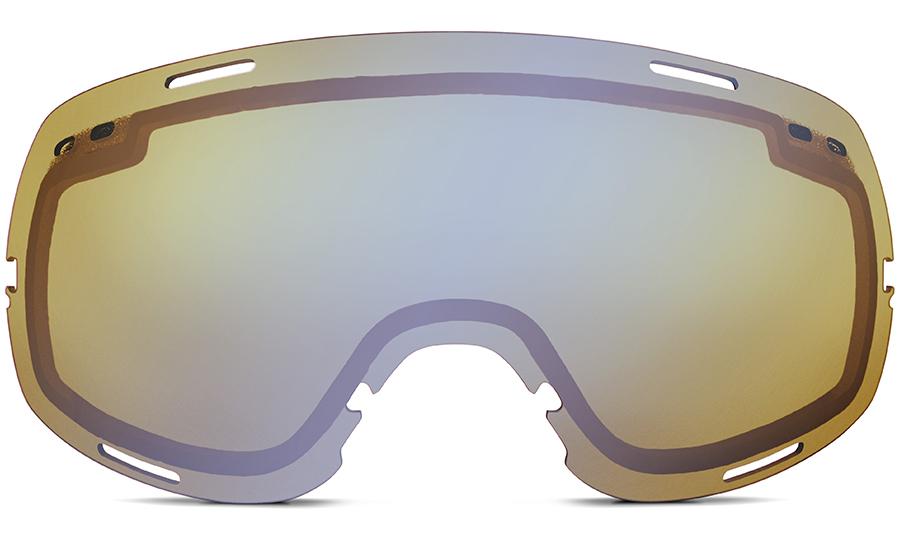 Zeal Fargo Snowboard/Ski Goggle Spare Lens, Bluebird HT Polarized