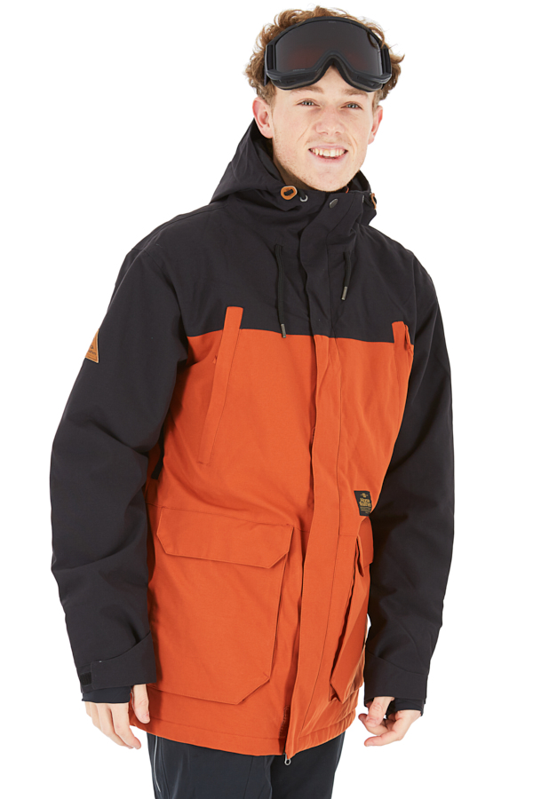 Horsefeathers Cordon Ski/Snowboard Jacket, M Brick