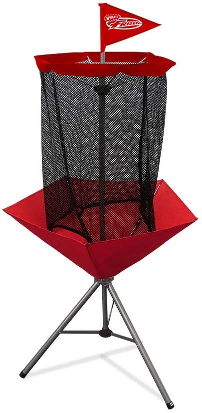 "Frisbee Target Golf, 54"" (137cm) High Black"