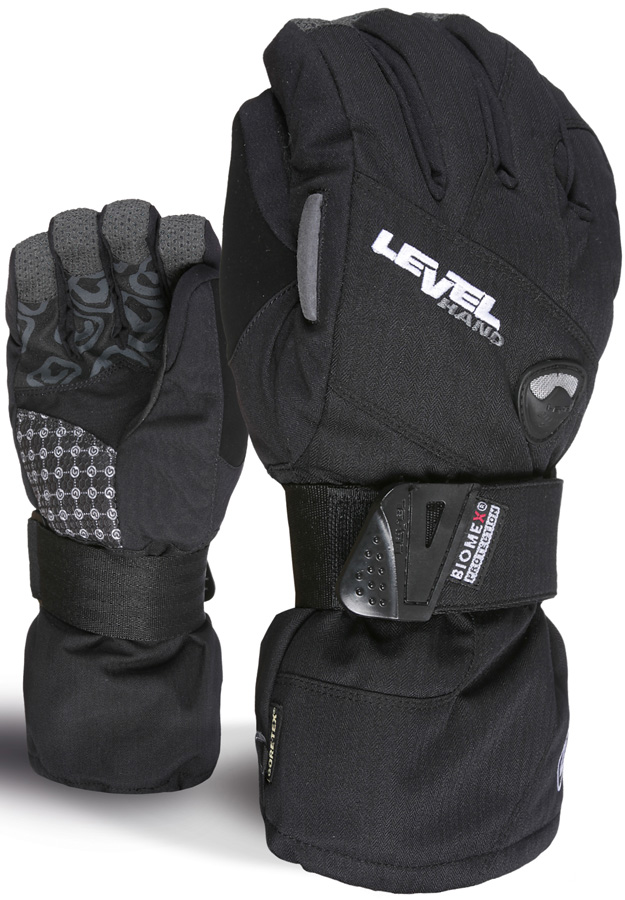 Level Half Pipe XCR Gore-Tex Snowboard/Ski Gloves M