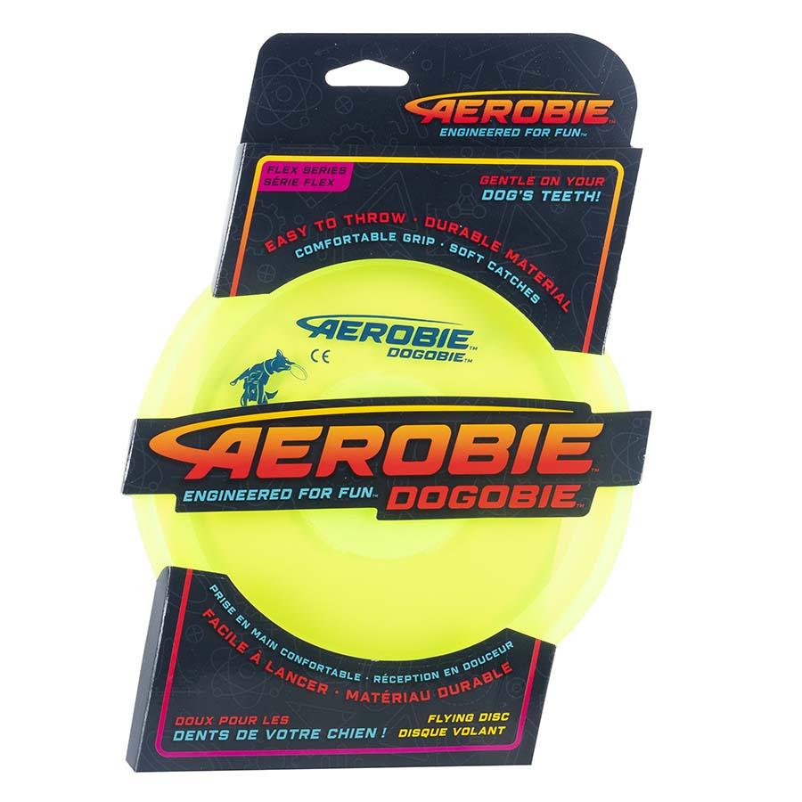 Aerobie Dogobie Disc, Yellow