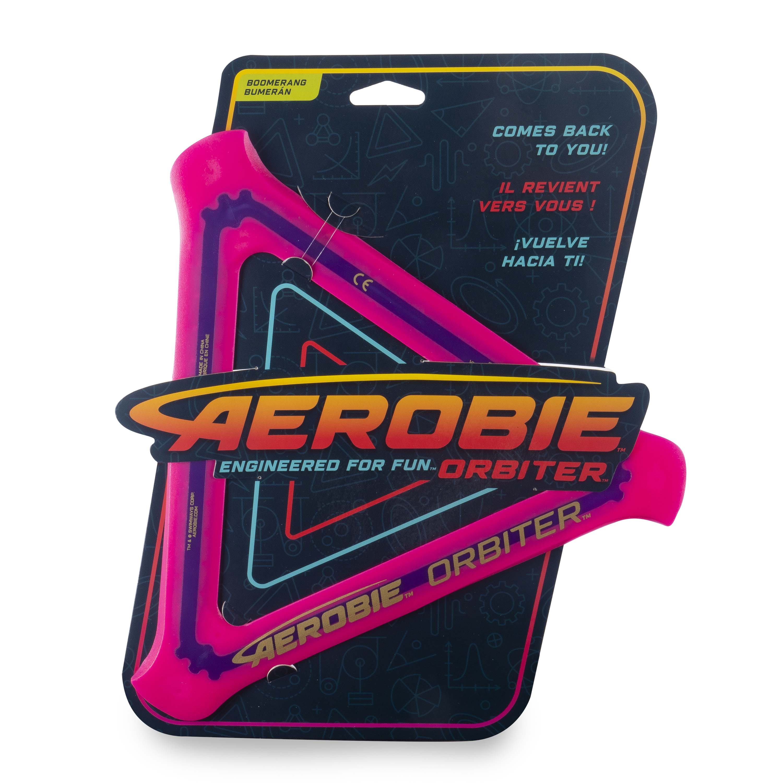 Aerobie Boomerang Orbiter, Pink