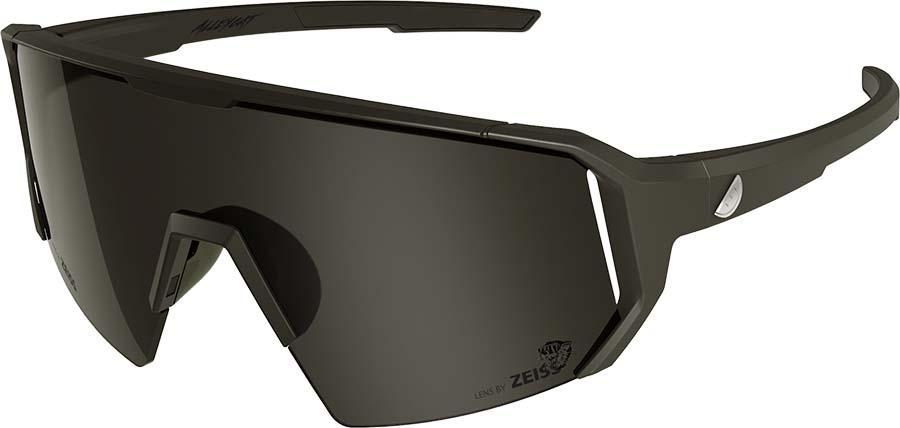 Melon Alleycat Smoke Performace Sunglasses, Black/Silver