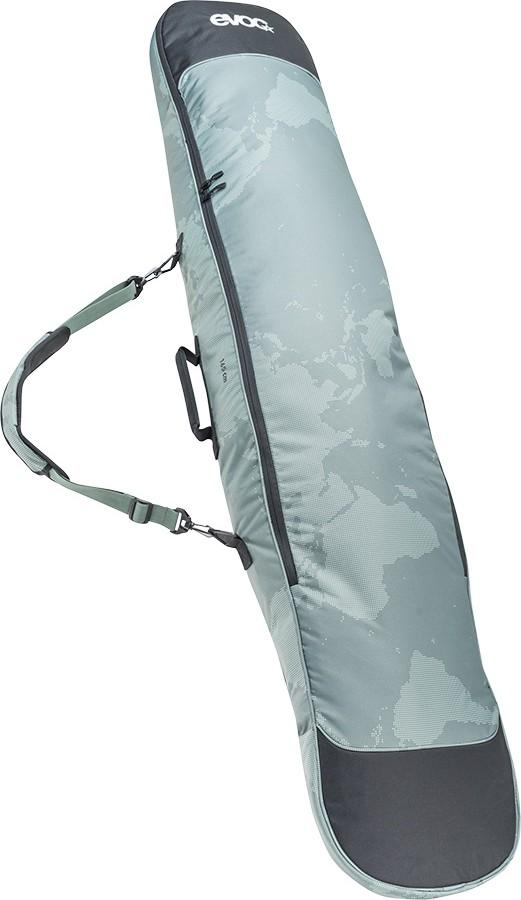 Evoc Board Padded Travel Snowboard Bag, L - 165cm Olive