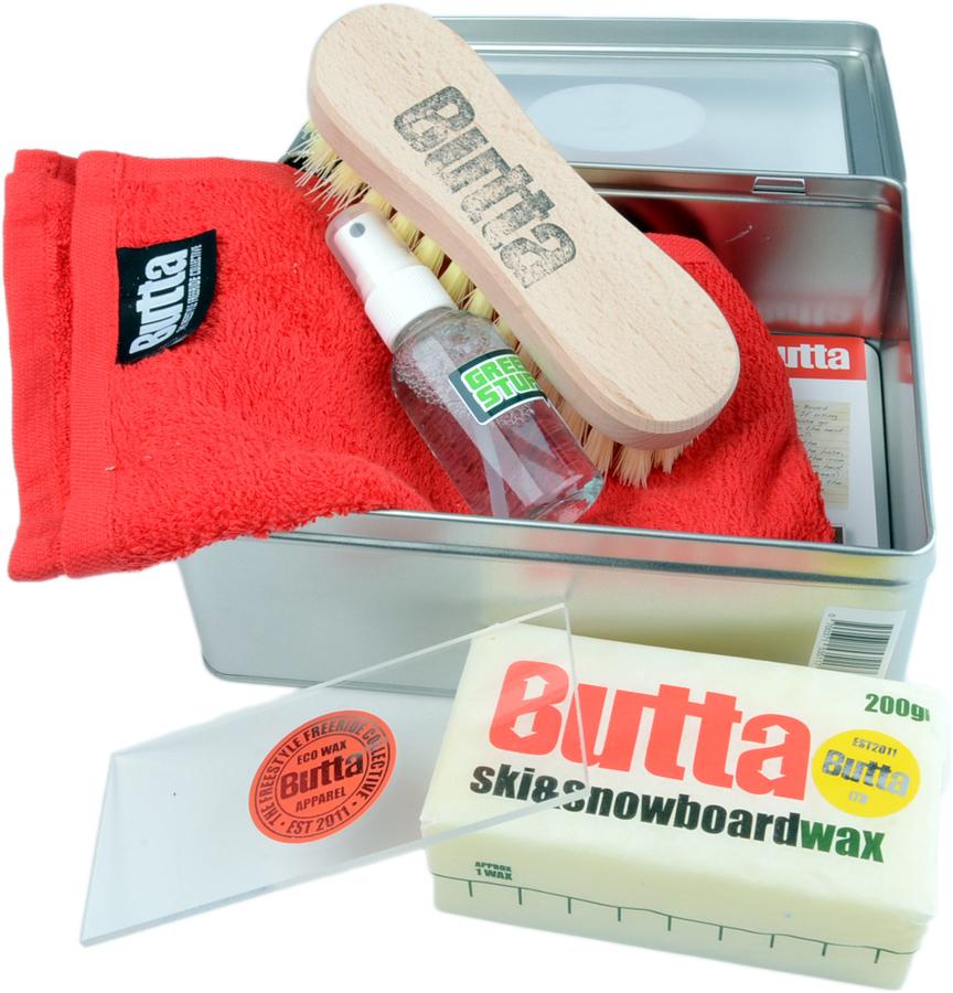 Butta Essential Ski & Snowboard Service Tin, Pro