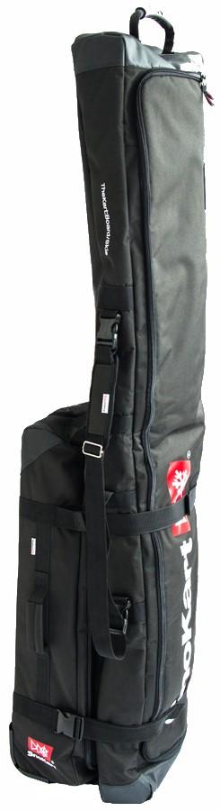 SnoKart The Kart 3 Multi-Use Ski/Snowboard Bag 180cm Black