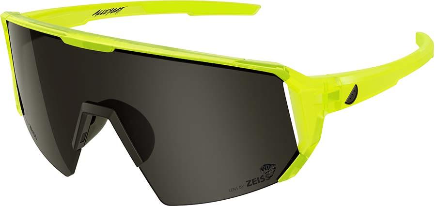 Melon Alleycat Smoke Performace Sunglasses, Yellow/Black
