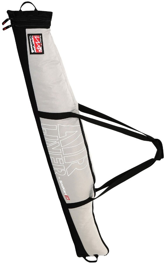 SnoKart Ski Airliner Zoom Ski Bag Liner, 190cm Grey