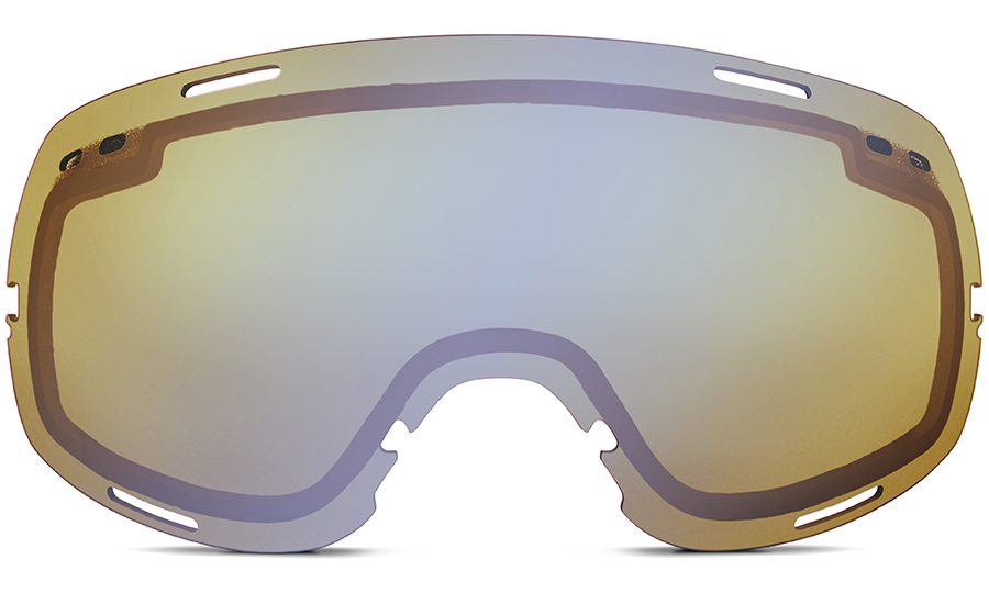 Zeal Eclipse Snowboard/Ski Goggle Spare Lens, Bluebird HT Polarized