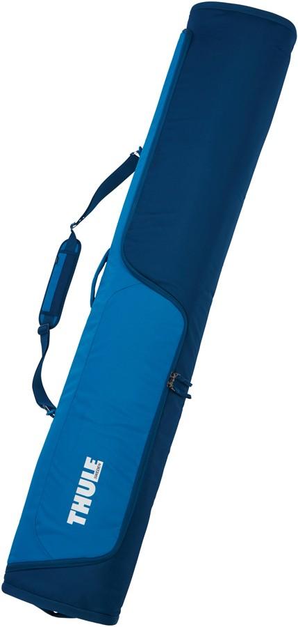 Thule RoundTrip Single Carrier Snowboard Bag, 165cm Poseidon