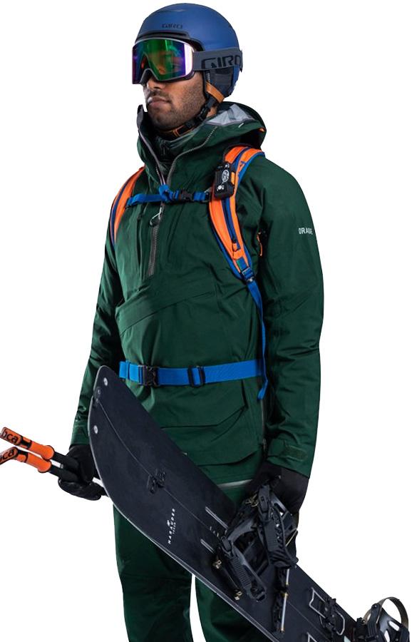 Orage Chic-Chocs Ski/Snowboard Jacket, L Ungava
