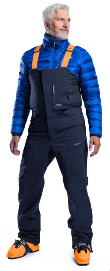 Orage Gibson Ski/Snowboard Bib Pants, M Pure Navy