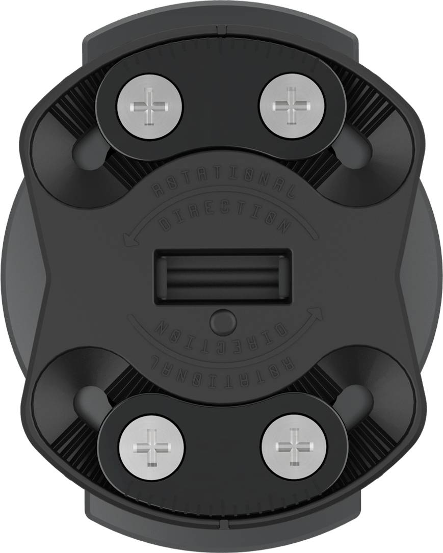 Union Expedition Quiver Disk, One Size Black