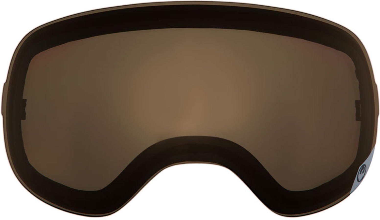 Dragon D3 Snowboard/Ski Goggles Spare Lens, One Size, Jet