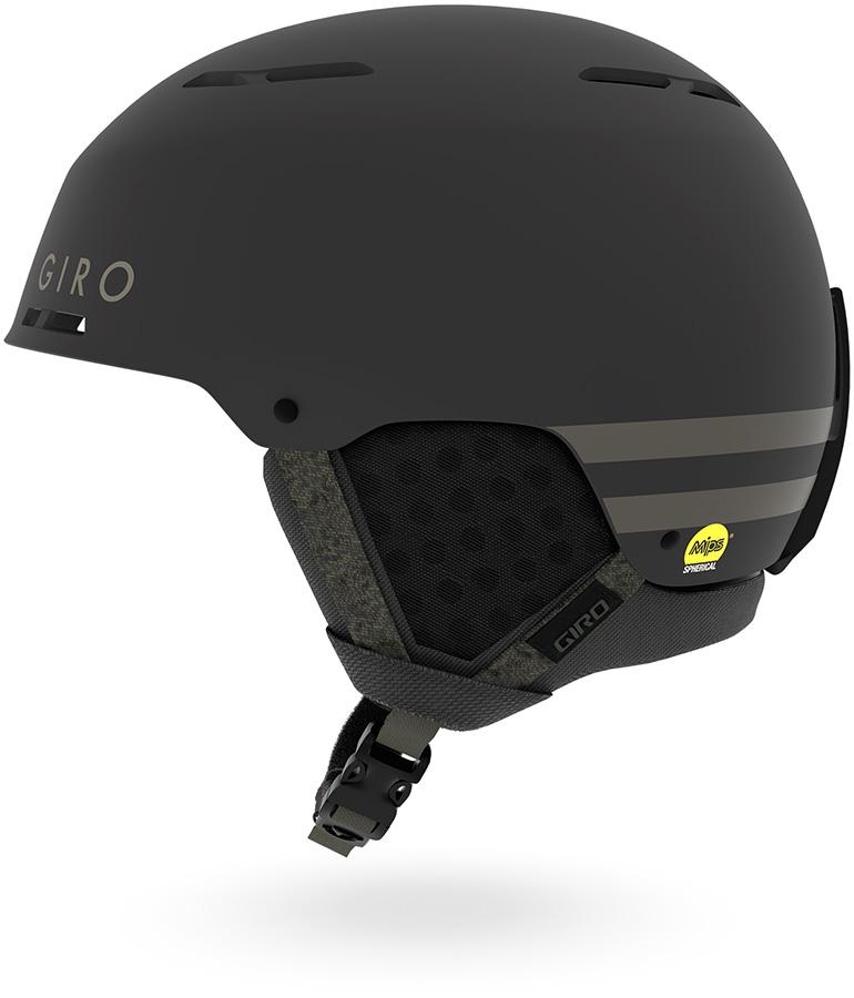 Giro Adult Unisex Emerge MIPS Ski/Snowboard Helmet S Matte Black/Olive