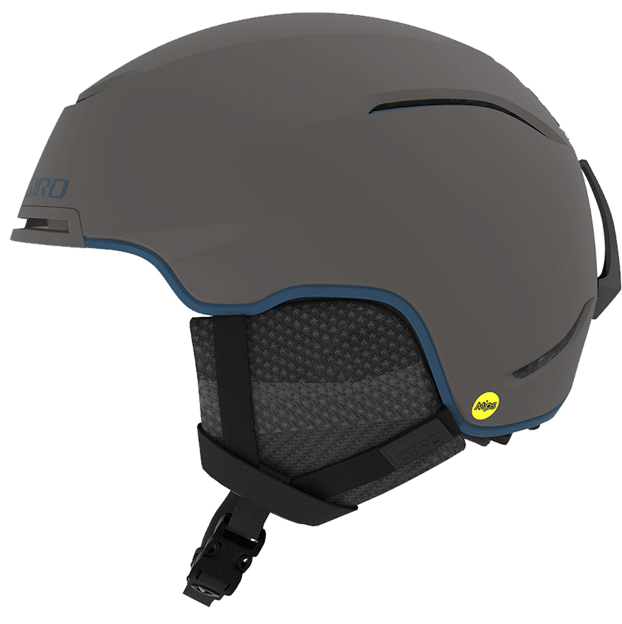 Giro Adult Unisex Jackson MIPS Ski/Snowboard Helmet, M Matte Charcoal