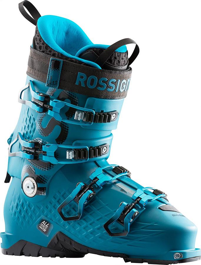 Rossignol Alltrack Pro 120 LT Ski Boots, 24/24.5 Petrol Blue 2020