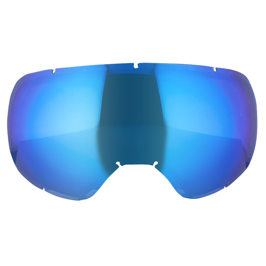 Dragon D3 Snowboard/Ski Goggles Spare Lens, One Size, Blue Steel