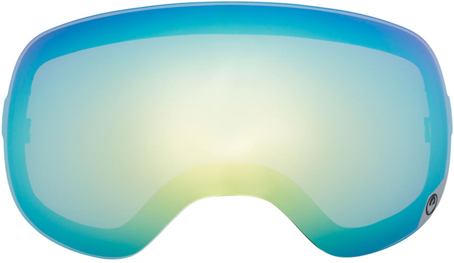 Dragon D3 Snowboard/Ski Goggles Spare Lens Gold Ionized
