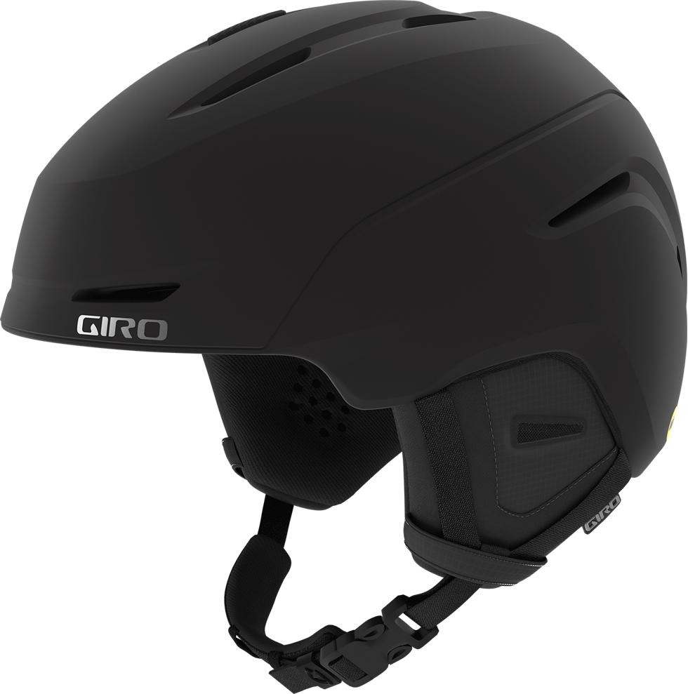 Giro Adult Unisex NEO Snowboard/Ski Helmet, XL Matte Black