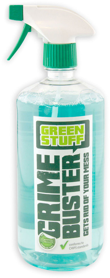 Butta Green Stuff Base Cleaner Cleaning Agent 1l Black