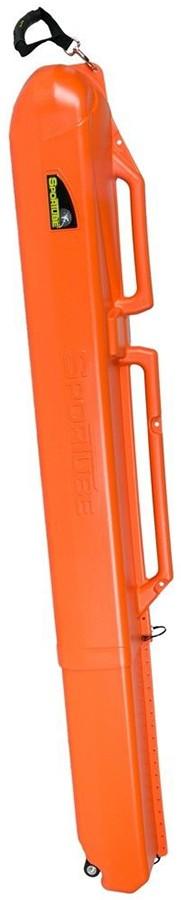 Sportube Series 2 Double Ski Travel Case, 122cm-212cm Blaze