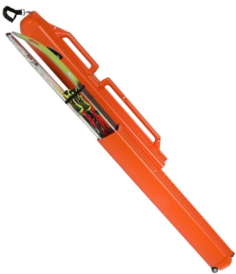 Sportube Series 1 Single Ski Travel Case, 122cm-212cm Blaze