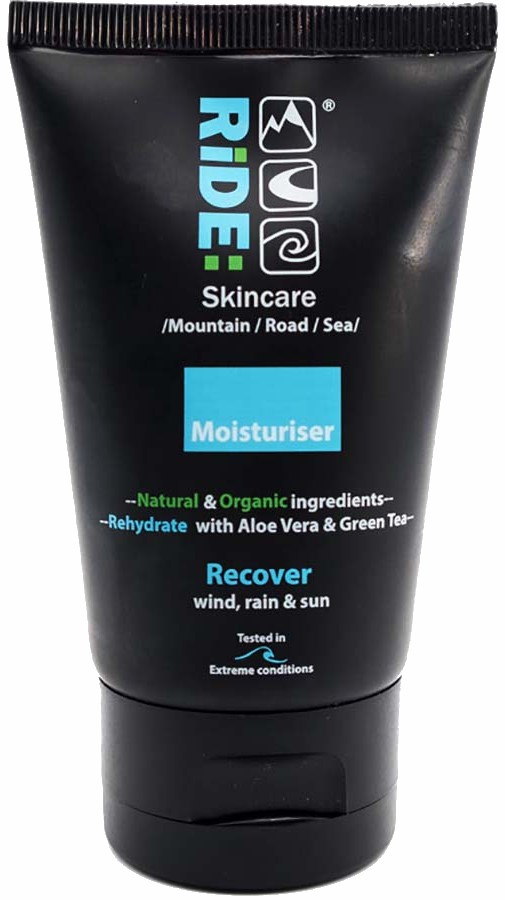 Ride: Skincare Recover Sports Moisturiser Cream, 50ml